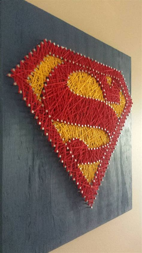Easy String - string string patterns and superman on