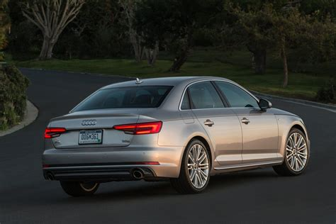 2017 Audi A4 0 60 by 2017 Audi A4 Will Offer A Manual Transmission News The