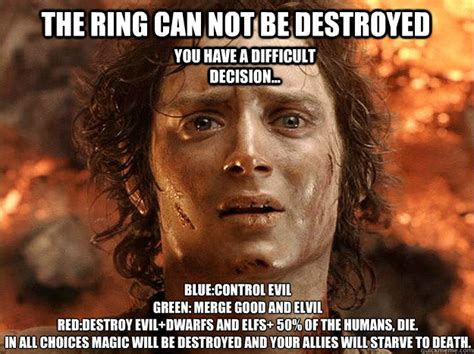 Frodo Meme - lord of the rings memes pinterest crafts