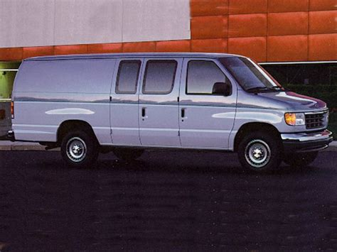 how does cars work 1992 ford econoline e350 interior lighting 1995 ford e 350 specs safety rating mpg carsdirect