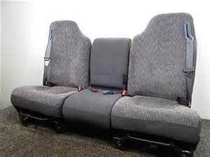 Dodge Ram Replacement Seats Replacement Dodge Hemi Ram Oem Truck Seats 1994 1995 1996