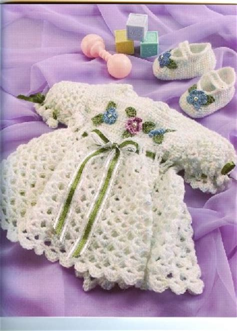 patterns for babies free free crochet patterns free baby dress crochet patterns