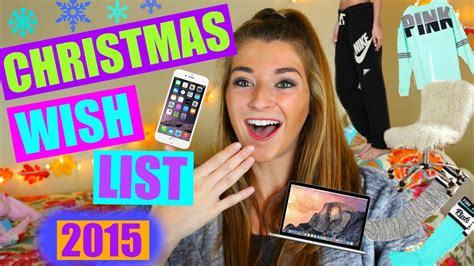 How To Find Other S Wish List Wish List 2015 Gift Guide