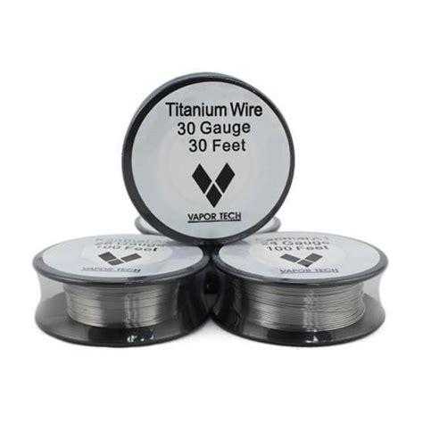 Fecrai Alloy Premium Highquality Awg 26 0 40 Kanthal Grade Serie newest original vapor tech titanium heating wire resistance 30 awg 24 26 28 30 coil