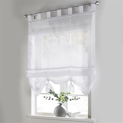 Curtains For Bathroom Windows Tips Ideas For Choosing Bathroom Window Curtains With Photos
