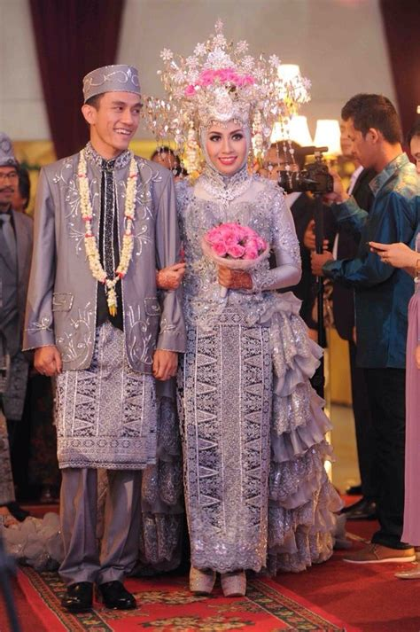 Baju Muslim Palembang beautiful wedding wedding indonesia palembang songket kebaya from me to you