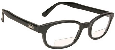 kd s readerz clear glasses bifocal readers sunglasses 1 50
