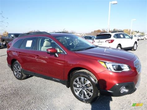 2017 subaru outback 2 5i limited colors 2017 venetian red pearl subaru outback 2 5i limited