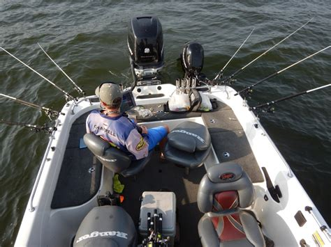 pro tips  long lining  crappie brad chappell game