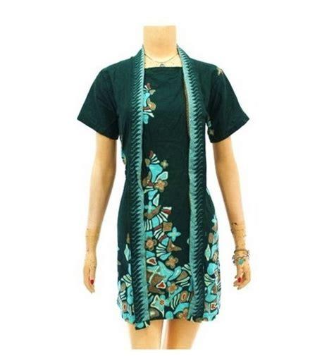 Dress Batik Wanita Manda dress batik db022 baju batik wanita modern