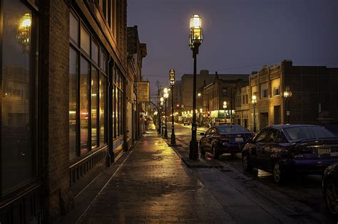 lights cities wallpapers usa duluth minnesota lights