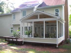 Sunrooms And Patios Outdoor Sunroom With Deck 007 Sunroom With Deck Options