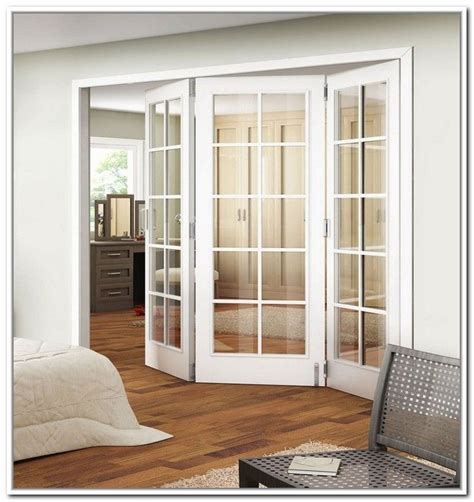interior wood bifold doors best 25 interior folding doors ideas on