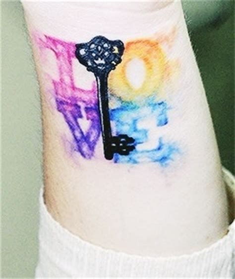 watercolor tattoos newcastle 73 best images about key tattoos on key