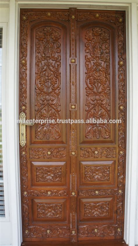 main door design photos india farnichar door intricate wood door with iron work