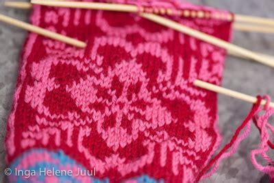Crochet Hook Hak Pen Gagang Karet arctic strawberries opprydning leksjon 1 cleanup 101