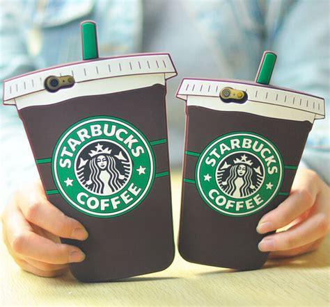 3d Silicone Starbuck Coffee Cup Casing For Iphone 5 5 3d starbucks coffee cup soft silicone cover for iphone 4 4s 5 5s 5c 6 plus