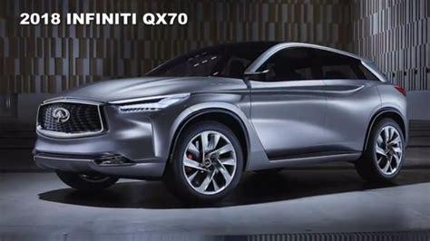 2020 Infiniti Fx35 by 2018 Infiniti Qx70 Redesign And Powertrain Upgrade