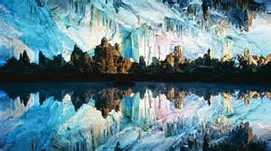 reed flute cave china travel trip journey reed flute cave china