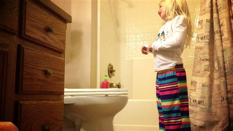 why kids have trouble going to the bathroom youtube