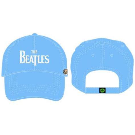 light blue baseball cap the beatles official baseball caps in stock