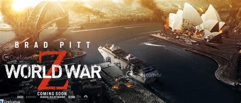 theme music world war z five new world war z banners show city wide destruction