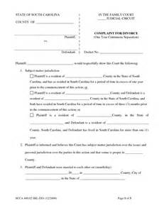 Printable Divorce Papers Blank Divorce Papers Nc Pictures To Pin On Pinterest