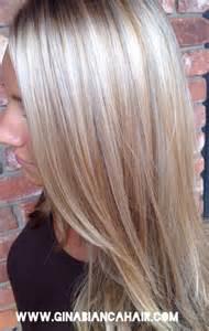 Platinum highlights heavy blonde highlights and platinum blonde hair