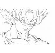 Goku Ssj4 Colorear  Imagui