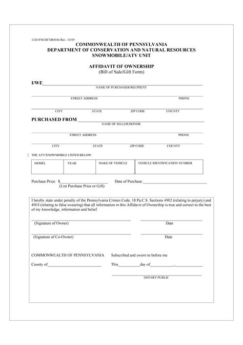 template of bill of sale 46 fee printable bill of sale templates car boat gun vehicle free template downloads