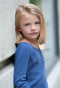 Little Girl with Blonde Hair Actresses