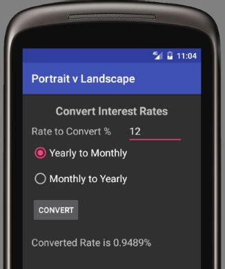 android layout landscape vs portrait android portrait and landscape screen layout exle tek eye