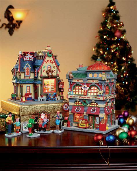 shop at charlotte christmas village lemax caddington quot chapman shop quot sku 25371 and quot the box quot sku 25385 lemax