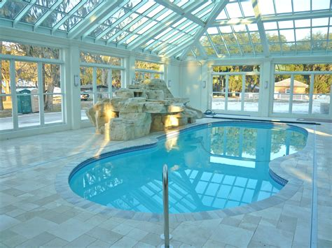 What Is A Sunroom Pool Enclosures By Florian