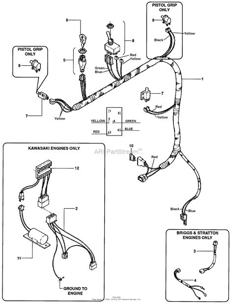 snapper pro lawn mower wiring diagram 28 images