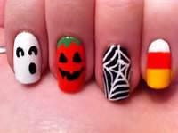 Best Halloween Nail Paint Designs