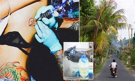bali tattoo risks the risks you face when getting a tattoo abroad daily