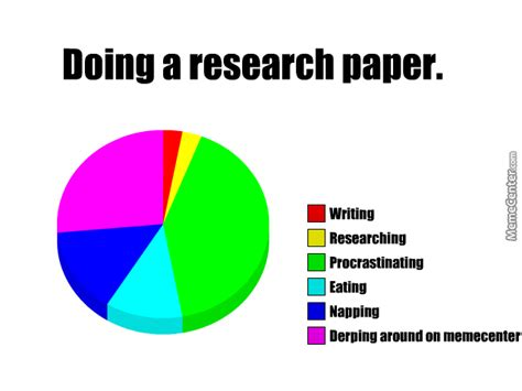 Memes About Writing Papers - writing a paper by epicenchantment meme center