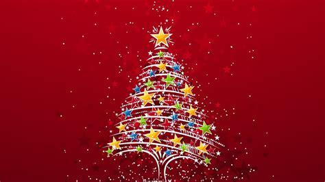 free wallpaper xmas trees christmas tree stars 1366x768 wallpaper