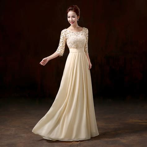 pin beige dresses for wedding handmade straped prom on