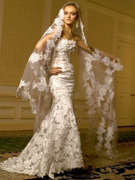 St Channel Lace Cc style wedding dress wedding ideas style weddings wedding dress