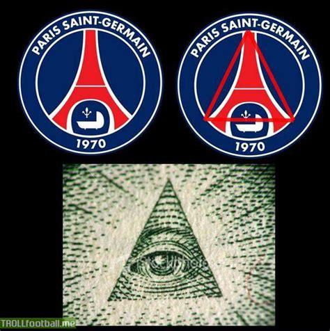 illuminati s psg illuminati troll football