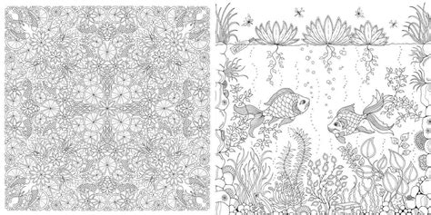 secret garden colouring book johanna basford booktopia secret garden an inky treasure hunt and