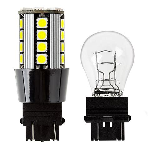3157 Led Light Bulbs 3157 Can Led Bulb Dual Function 26 Smd Led Tower Wedge Retrofit Led Brake Light Turn