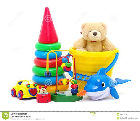 toys collection royalty free stock image image 24667476