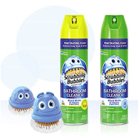 scrubbing bubbles bathtub cleaner scrubbing bubbles 174 disinfectant bathroom cleaner scrubbing bubbles 174