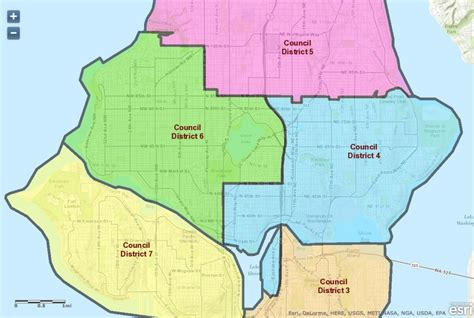 seattle map district welcome to the 2015 seattle city council district
