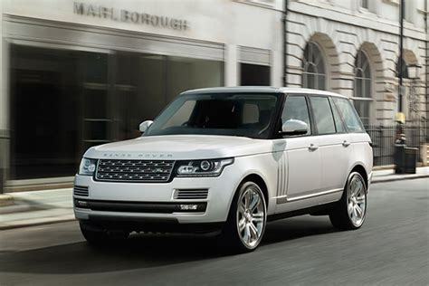 range rover 2014 2014 land rover range rover overview cars