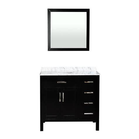 belmont decor ashland 36 quot single bathroom vanity set with