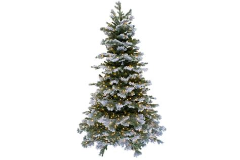 artificial silvertip christmas trees for sale premium frosted silver tip fir premium patio